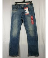 Signature by Levi Strauss Gold Label Boys Athletic slim Straight Jeans 1... - $19.80