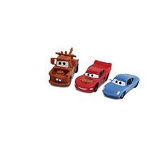Disney Figurines ~ NEW ~ Lot of 3 ~ Lightening McQueen, Mater, Sally - $4.80