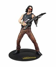 McFarlane Toys Cyberpunk 2077 12-inch Scale Johnny Silverhand Deluxe Figure - $59.37