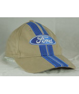 FORD AIRVENTURE BASEBALL CAP Automotive FORD RACING TRUCKER HAT One SIze - $23.75