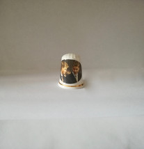 prince harry and william thimble /  George Royalty THIMBLE / Vintage  be... - $29.99