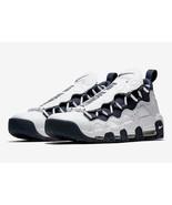 Mens Nike Air More Money The Bronx White Midnight Navy AR5401-100 - $99.99