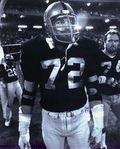 John Matuszak Oakland Raiders SL SASVintage 11X14 BW Football Memorabili... - $14.95