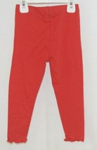 ann loren by Je Designs Red Long Pants 100 percent Cotton Size 2 to 3T image 2