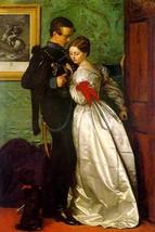 The Black Brunswicker by John Everett Millais - Art Print - $19.99+