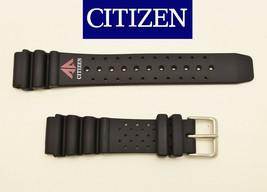 Genuine Citizen Promaster AJ0100-02E AJ0100-02F BLACK  20mm Watch Band s... - $48.95