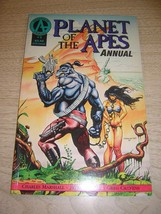 Adventure: Planet of the Apes (1990): Annual 1 FN (6.0) ~ Combine Free ~... - $7.92