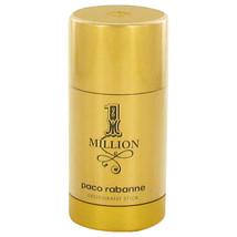 1 Million by Paco Rabanne Deodorant Stick 2.5 oz for Men #490517 - $36.32