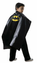 NEW Unisex Kids DC Comics Dress Up Costume Halloween Batman Cape One Size