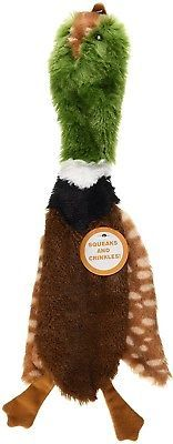 Primary image for Ethical Pets Skinneeez Crinklers Bird Dog Toy, 14-Inch