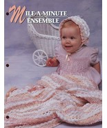 Mile A Minute Ensemble Afghan NEW Annie's Crochet PATTERN/INSTRUCTIONS/NEW - $1.77