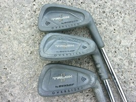 Dunlop Oversized Talon 2 Iron Set #'s 3, 7, 9 Steel Shaft (Original) - $26.45