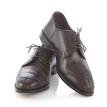 Allen Edmonds Delray Brown Leather Split Toe Derby Oxfords Mens 8 EEE SN 1248 - $79.09