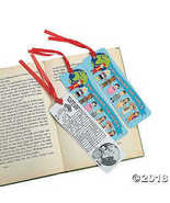 Multicultural Bookmarks with Activities - $5.74