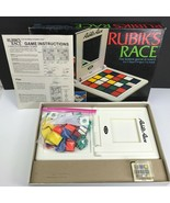 Rubiks Cube Race Board Game Vintage 1982 Head to Head Challenge COMPLETE  - $19.98