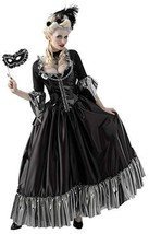 Masquerade Ball Costume Queen Juniors 7/9 Halloween Dress Up Disguise Te... - $45.00