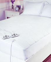 Serta Sherpa Heated Mattress Pad - Full or Queen Sizes - $106.97+