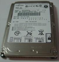"NEW MHT2040AS Fujitsu 40GB 2.5"" IDE 44PIN Hard Drive Free USA Shipping"
