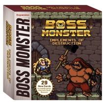 Boss Monster Implements of Destruction Card Game Strategy Multiplayer BG... - $11.99