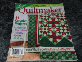 Quiltmaker The Quilts you want to Make November December 2014 No 160 Love Blooms - $2.99