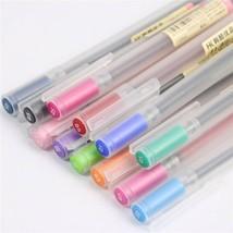 Gel Pen 0.5mm Colour Ink Pen Maker Pens School Office Supply Multi Colors - $8.64