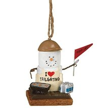 S'mores Tailgating Ornament - $7.87