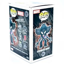 Funko Pop! Marvel Venom Venomized Groot #511 Bobble-Head Vinyl Action Figure image 4