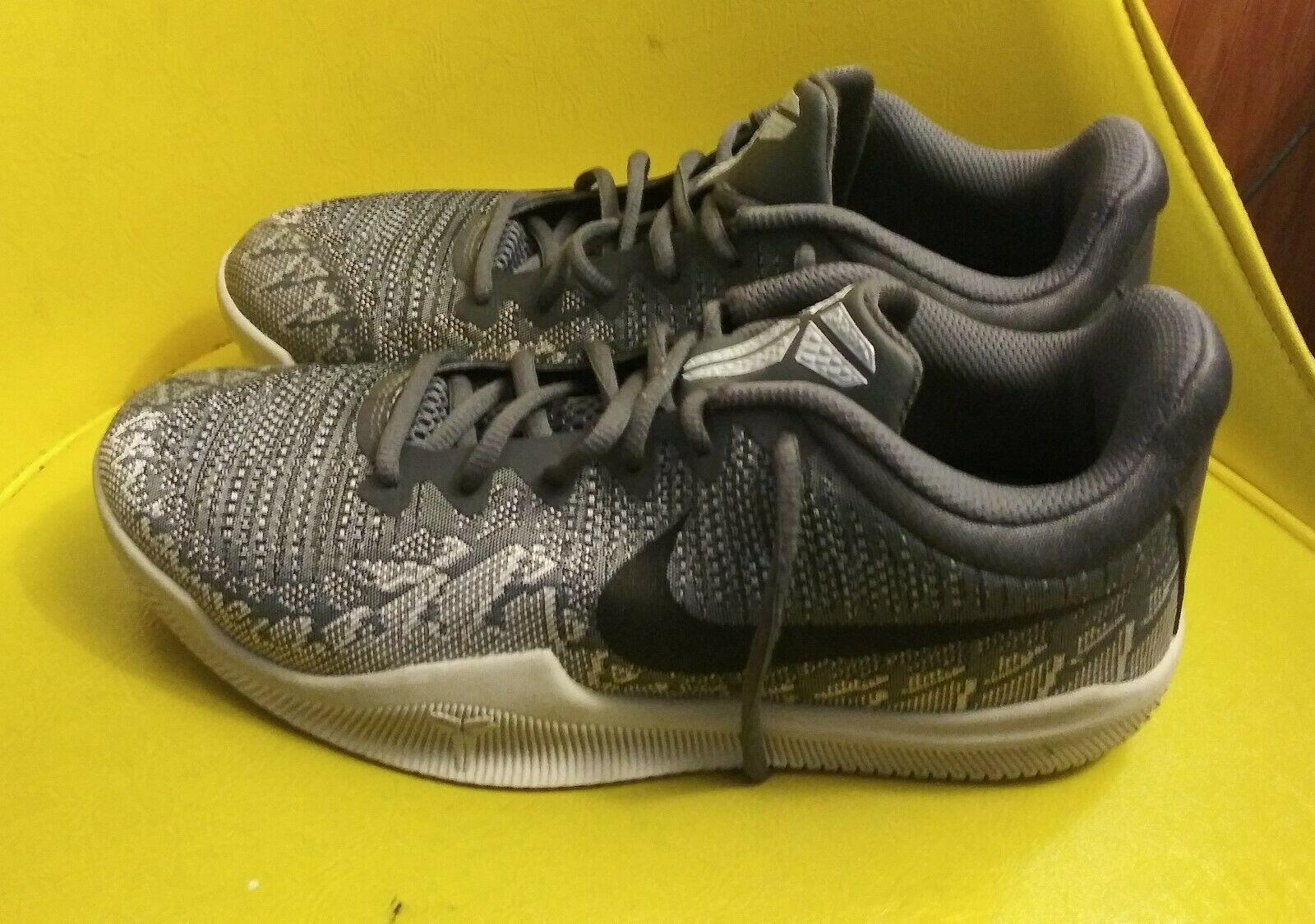 NIKE Kobe Mamba Rage Basketball Shoe 908972-011 Size US 8 / EUR 41 image 4