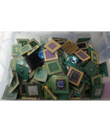 Gold Recovery and Scrap Pentium 4/Pentium 3/Celeron/Other/Unknown 7.3 Lbs - $179.99