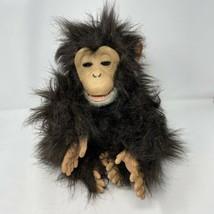 Furreal Friends Cuddle Chimp For Parts Or Repair - $9.89