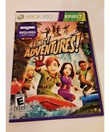 Kinect Adventures (Microsoft Xbox 360) In Cardboard Sleeve - Factory Sealed - $8.90