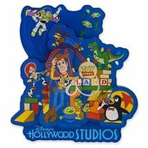 Disney World Hollywood Studios Toy Story Land Magnet, NEW - $16.95