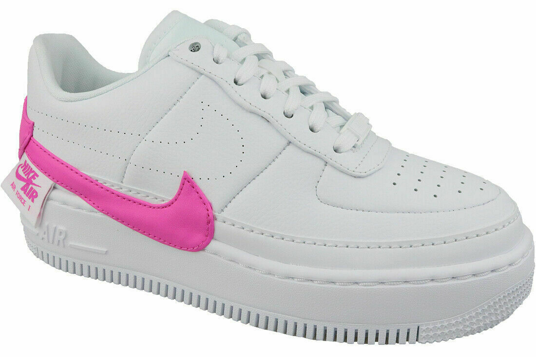 Primary image for Nike Air Force1 Jester XX 'Laser Fuchsia' Women Size 6 New AO1220-105