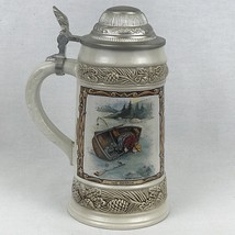 Gerz Gary Patterson Stein Search Casting Fishing Lidded  - $70.13