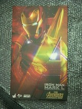 Hot Toys Movie Masterpiece Avengers Infinity War Iron Man Mark 50 L - $551.43