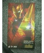 Hot Toys Movie Masterpiece Avengers Infinity War Iron Man Mark 50 L - $551.43