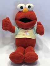 Mattel Fisher-Price Sesame Street Potty Elmo B9126 2003 Doll Only Tested Working - $48.99