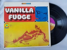 Vanilla Fudge Vinyl Record Vintage Debut 1967 Atlantic ATCO Records Stereo - $36.07