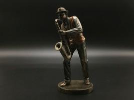 JAZZ BAND - Saxophonist VERONESE WU77367A4 - $59.40