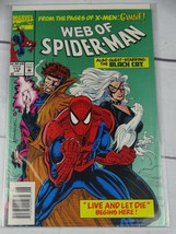 Web of Spider-Man (1985) #113 Marvel Comic Bagged and Boarded - C1702 - £2.60 GBP