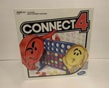 Connect 4 Four Kids Board Game Classic Family Fun Fast Easy Paced Toys New