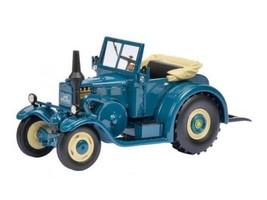 Schuco lantz Eilbulldog blue color mini car resin tractor model new F45 - $379.76