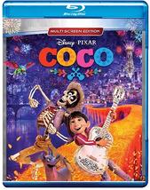 Disney Pixar COCO [Blu-ray]