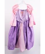 Rapunzel Chasing FireFlies Disney Princess Halloween Costume Dress Sz 6 ... - $59.39