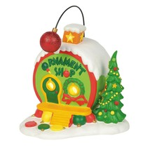 Who-Ville Ornament Shop the grinch brand new 2019 christmas holiday figu... - $84.15