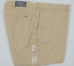 NEW Polo Ralph Lauren Big & Tall Chinos (Pants)! Classic Fit *Tan Red Gray Blue* - $59.99