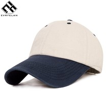 Fashion Design Spring Summer Baseball Cap Unisex Patchwork Outdoor Sport... - $10.79
