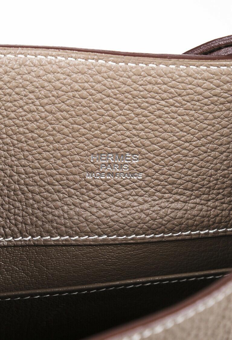 Hermes So Kelly 22 Togo Shoulder Bag image 7
