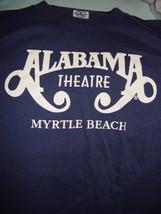 Alabama Theatre Myrtle Beach S.C  T-Shirt Size Med - $34.00