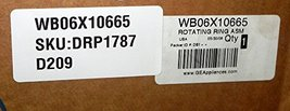 GE Part Number WB06X10665 ROTATING RING ASM - $17.42